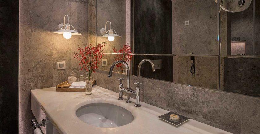D-Resort Gocek Attic Room Bathroom