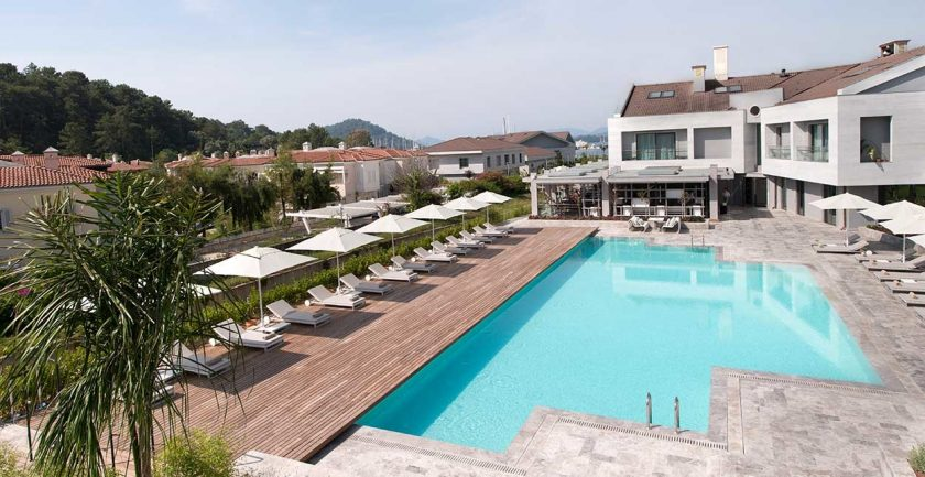 D-Resort Gocek Outdoor Pool