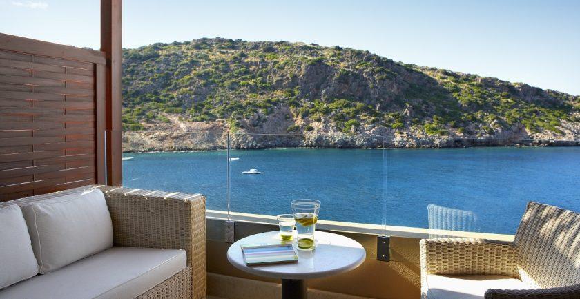 Daios Cove Resort Villas Deluxe Room View