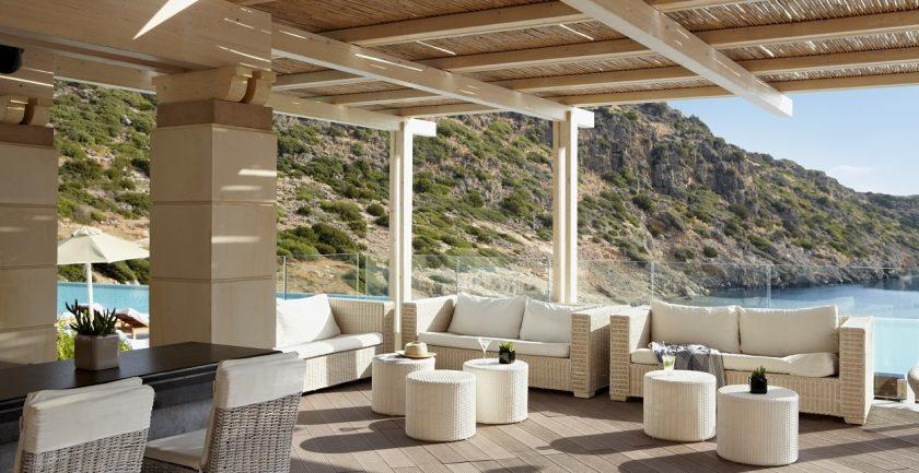 Daios Cove Resort Villas Ocean Bar