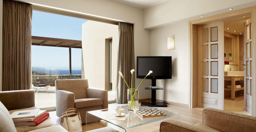 Daios Cove Resort Villas Suite