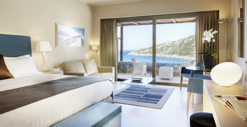 Daios Cove Resort Sea View