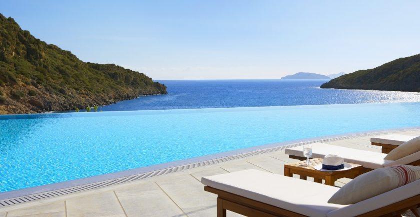 Daios Cove Resort Main Pool