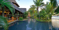 Dinarobin Hotel Mauritius Pool