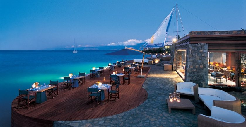 Elounda Bay Palace Restaurant
