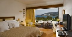 elounda beach comfort-VIP-Club-double-room-sea-view-elounda-building