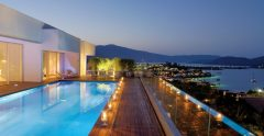 elounda beach spa-panoramic view