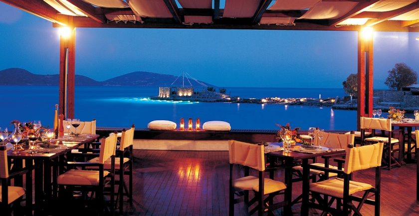 Elounda Beach Resort Argonaut Restaurant