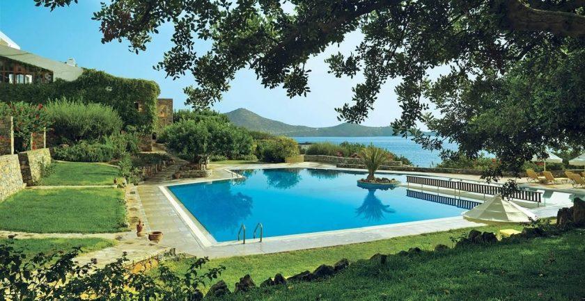 Elounda Mare Hotel Relais & Châteaux Pool