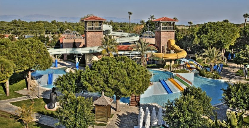 Gloria Golf Resort Aquapark