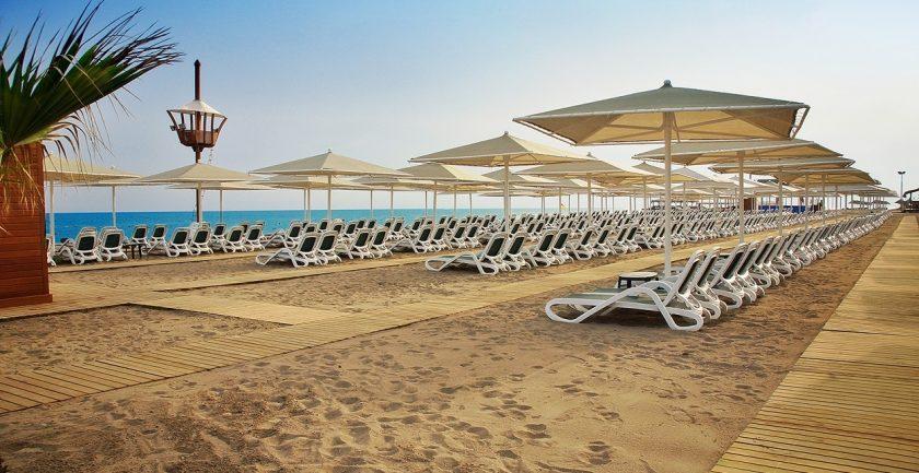 Gloria Golf Resort Villas Beach