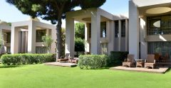 garden villa exterior