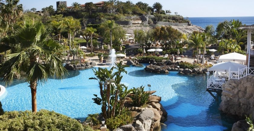 Gran Hotel Bahia Del Duque Resort Villas, Swimming Pool