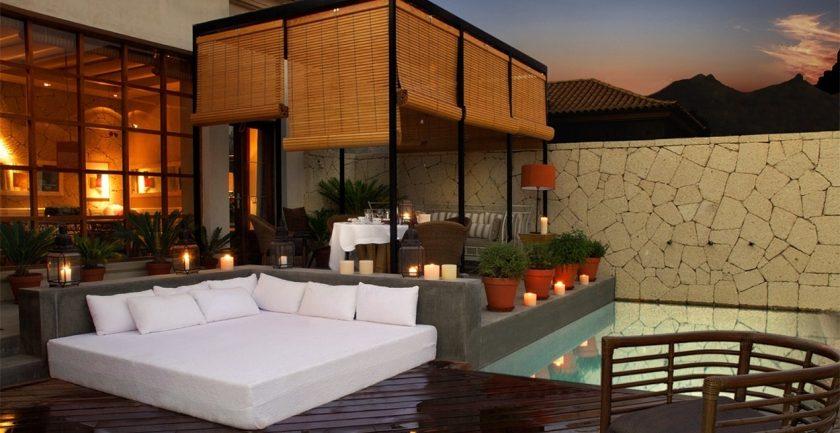 Gran Hotel Bahia Del Duque Resort Villas, Terrace Villa Palmeras