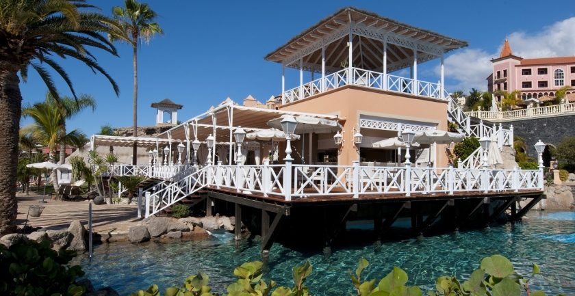 Gran Hotel Bahia Del Duque Resort, Beach Club