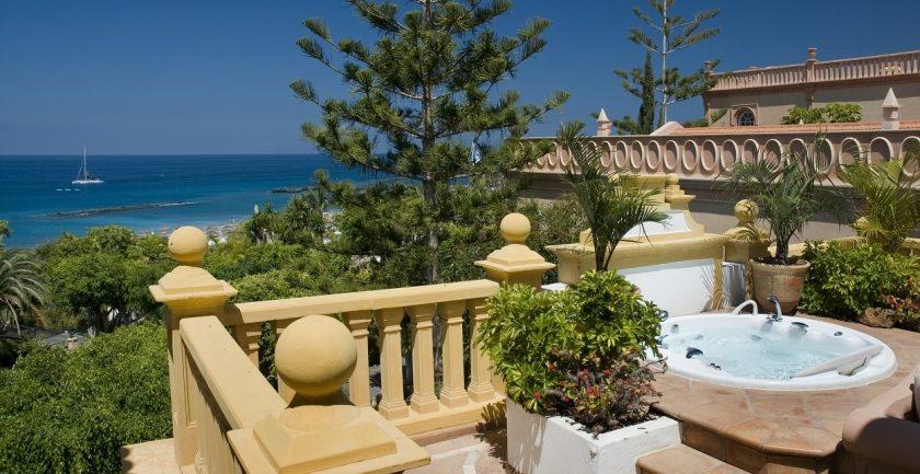 Gran Hotel Bahia Del Duque Resort, Presidential Suite