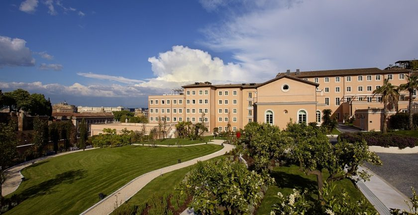 Gran melia rome families just resorts for Villa agrippina rome