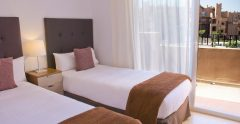 mar menor twin room
