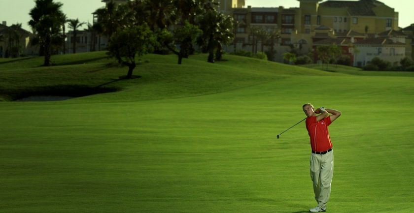Intercontinental Mar Menor Golf Resort & Spa Golf Course