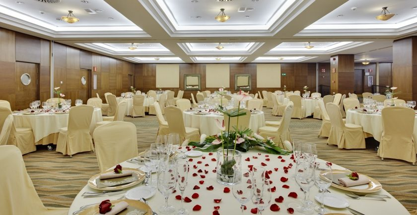 Intercontinental Mar Menor Golf Resort & Spa Wedding