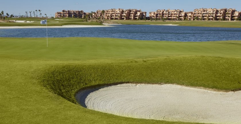 Intercontinental Mar Menor Golf Resort & Spa Golf Bunker