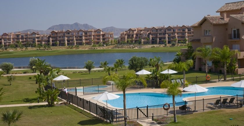Intercontinental Mar Menor Golf Resort & Spa Apartments