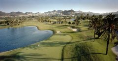 la manga hotel principe felipe golf panorama