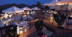 la manga hotel principe felipe hotel terrace