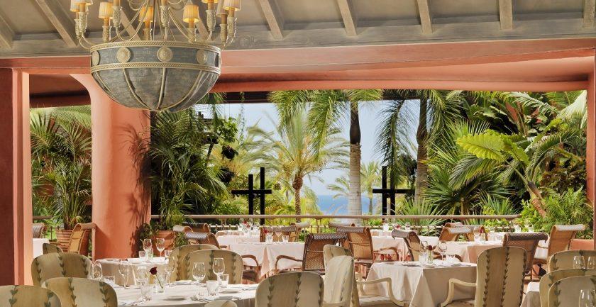 The Ritz-Carlton, Abama Verona Restaurant