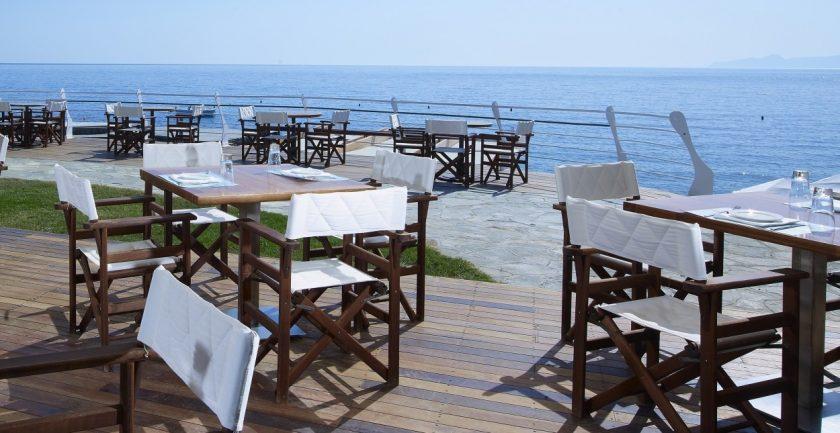 St Nicolas Bay Restaurant