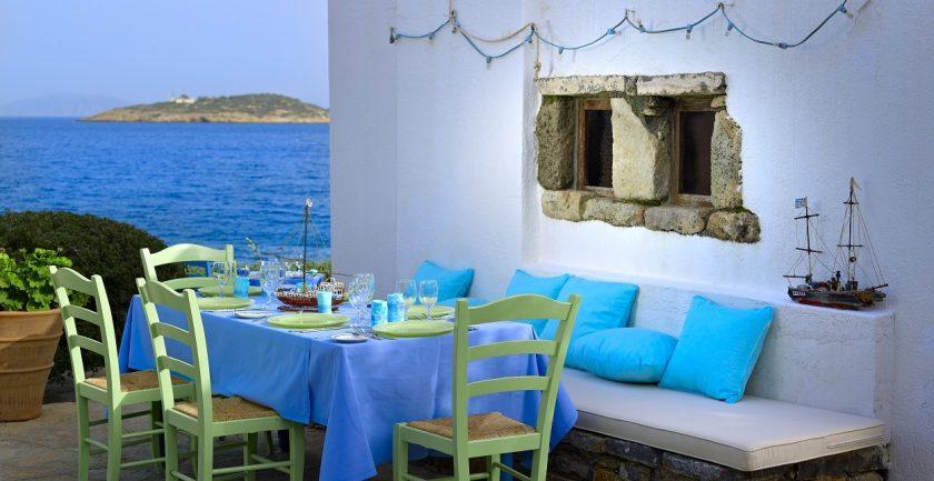 St Nicolas Bay Kafenio