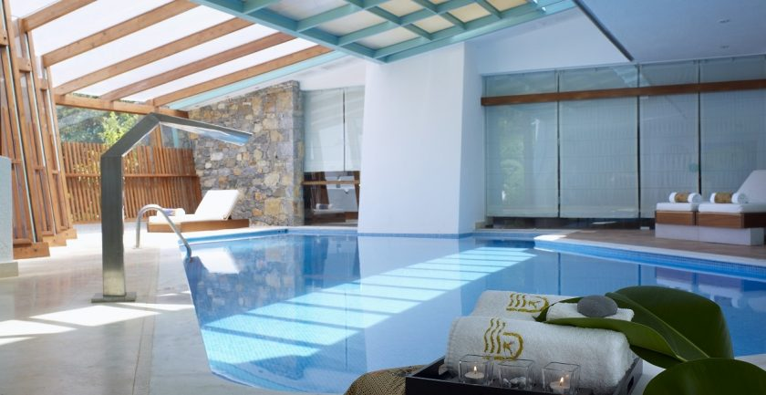 St Nicolas Bay Poseidon Spa Indoor Heated Pool