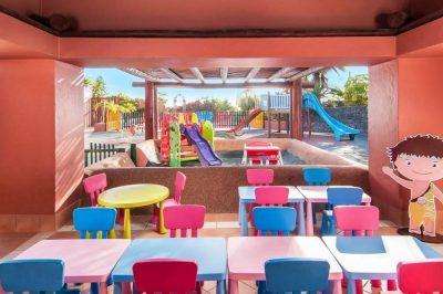 Sheraton La Caleta Guanchito Club Play Area