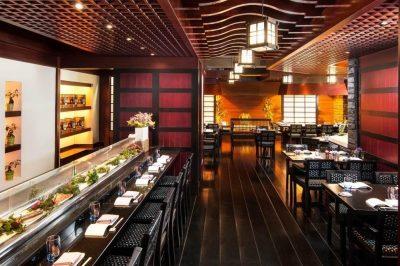 Sheraton La Caleta Kamakura Restaurant Sushi Bar