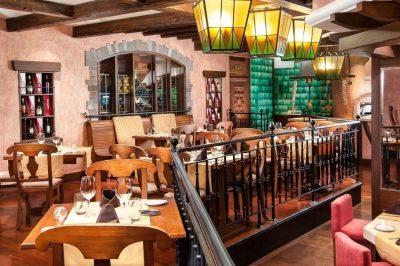Sheraton La Caleta La Venta Restaurant