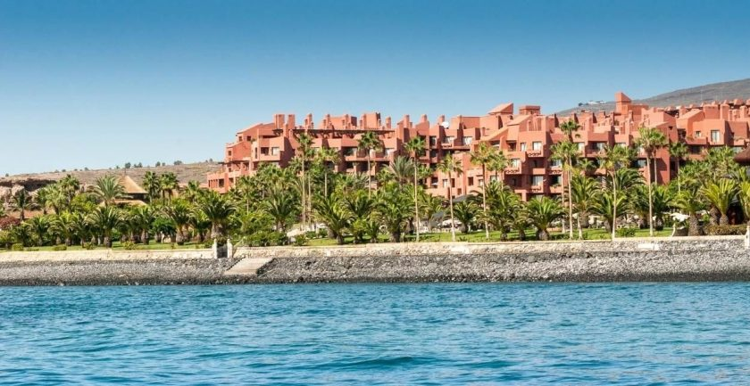 Sheraton La Caleta View from Sea