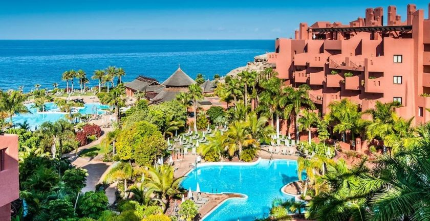 Sheraton La Caleta Pool and Gardens