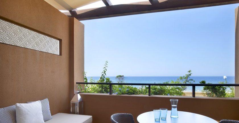 The Romanos Premium Room View