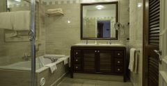 Executive Suite Bathroom 2