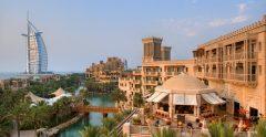 Madinat Jumeirah Exterior View