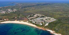 Martinhal Beach Aerial Shot 1