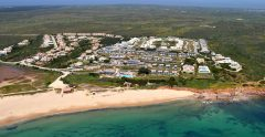 Martinhal Beach Aerial Shot 2