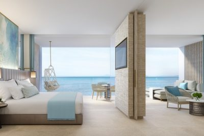 One Bedroom Suite Sea View