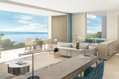 Deluxe Two Bedroom Suite Sea View