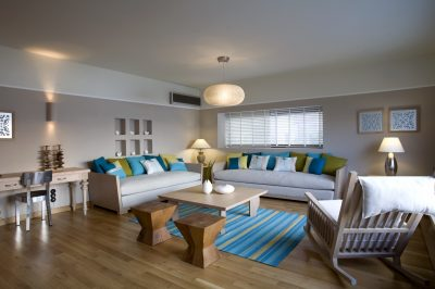 Family Suite with Outdoor Jacuzzi & Sea View