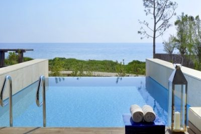 Premium Infinity Room Sea Front View Private Pool