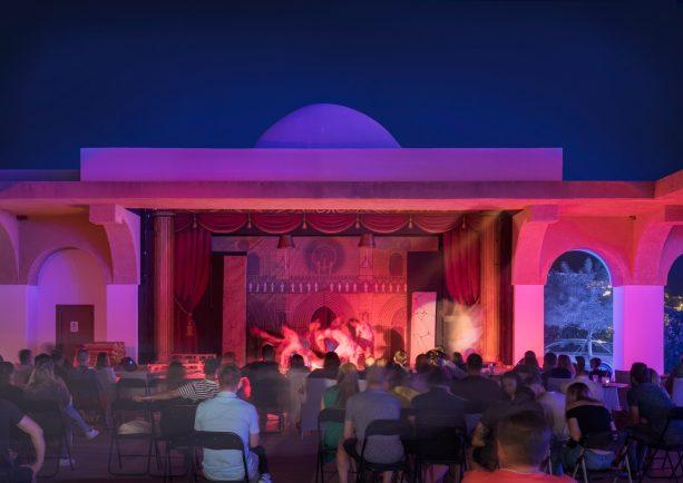Mitsis Kos Bluedomes Theatre