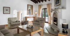 3  Living Room Villa Aurora