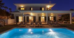 Martinhal Quinta Luxury Villa At Night1