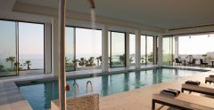 Ouranos Wellbeing Rooftop Pool